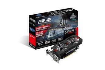 SAPPHIRE carte graphique AMD RADEON RX 460 2G GDDR5 PCI E HDMI / DVI D
