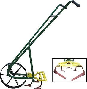 Houe De Monocycle Motoculteur Main Jardin Bineuse Machine
