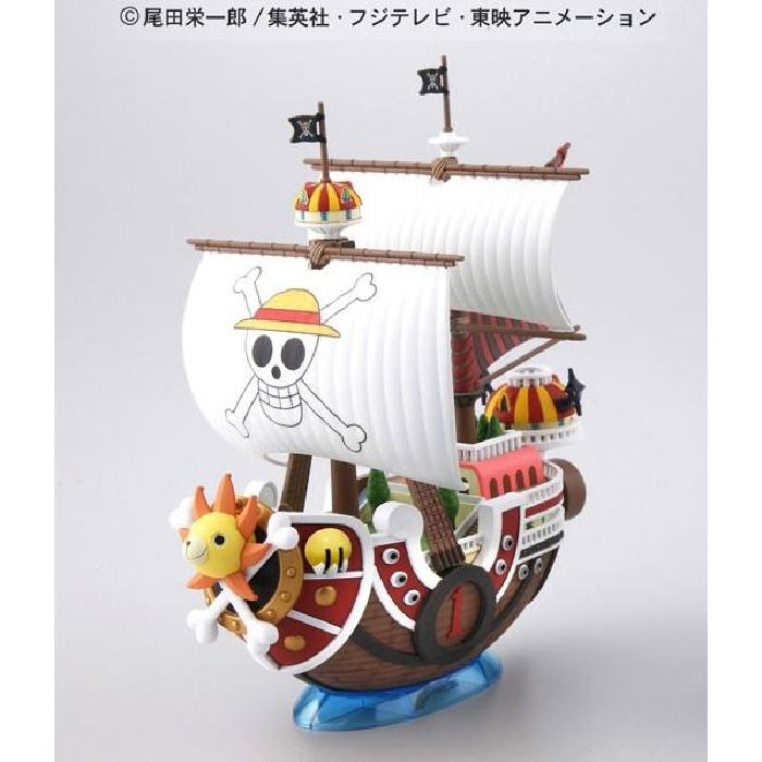 ONE PIECE GRAND SHIP COLLECTION 01 THOUSAND SUNNY figurine model Kit