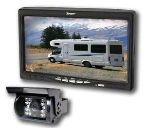 Video Camera DE Recul Camping CAR Poids Lourds Cable 15M Best Seller