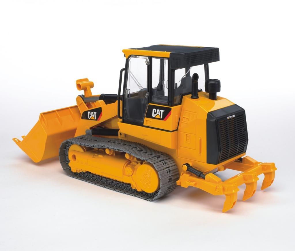 Bruder 2447 Véhicule Miniature Bulldozer Caterpillar à