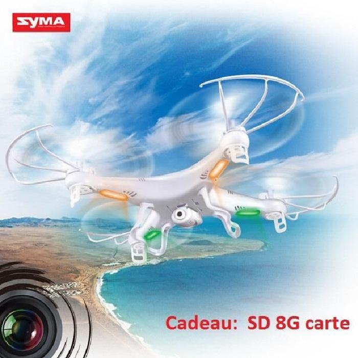 HD RC RADIOCOMMANDÉ SYMA X5C 1 Achat / Vente drone