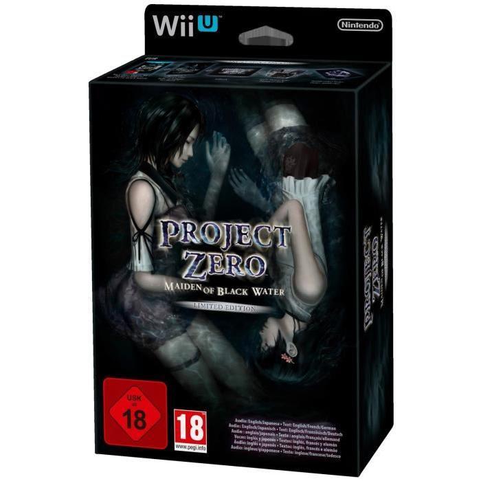 Project Zero : La Prêtresse des Eaux Noires Jeu Wii U Achat / Vente