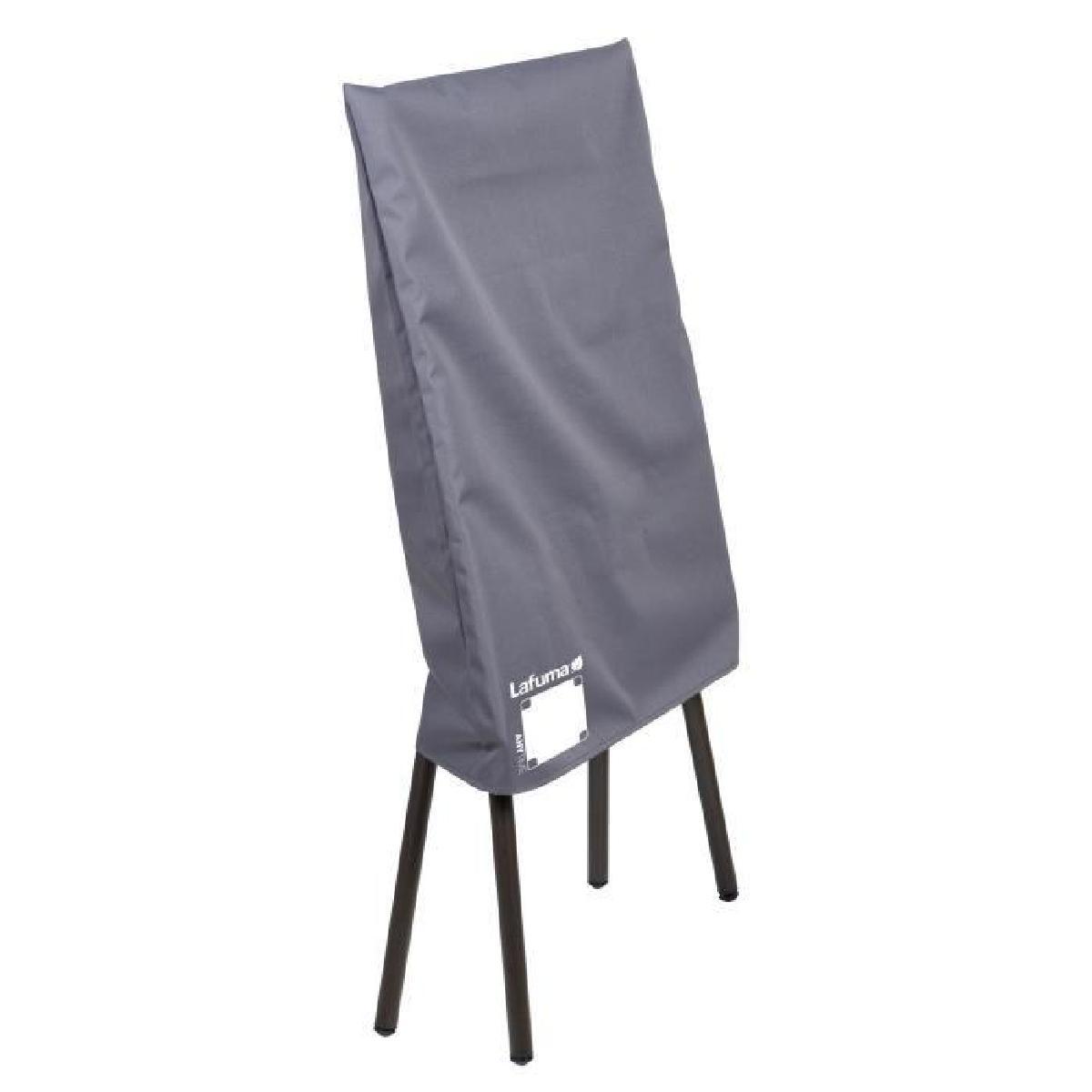Housse de rangement en polyester pour table de jardin carrée 68x64cm