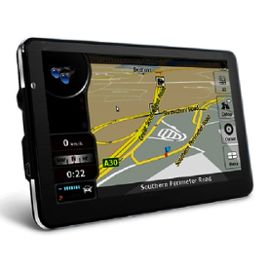 GPS 7 POUCES DWCA 708 CAMION / CAMPING CAR / VOITURE EUROPE 2016