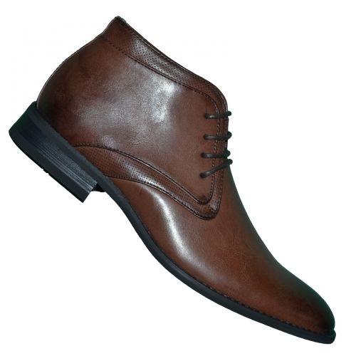 Homme Ayam M1855 g Marron pas cher Achat / Vente Boots homme