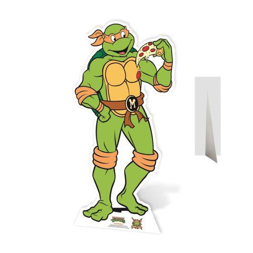 Tortues Ninja, Michelangelo taille réelle pas cher pour Noël Achat