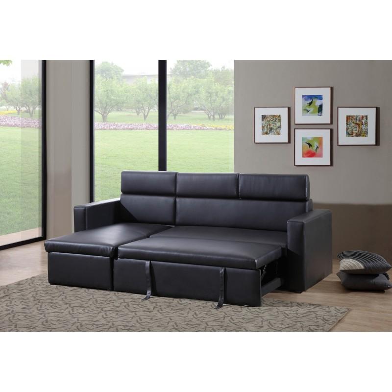 canape clic clac topiwall. Black Bedroom Furniture Sets. Home Design Ideas