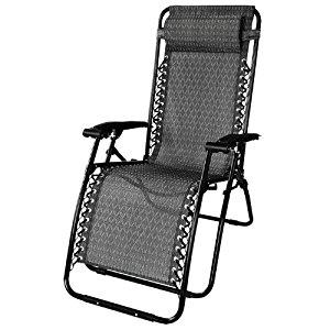 Chaise longue bain de soleil, Chaise de plage, camping, Transat relax