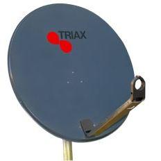 Triax Adt78 Parabole 78Cm Anthracite En Acier? parabole, prix
