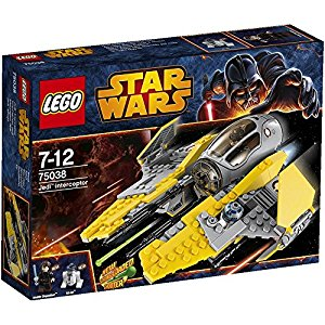 Lego Star Wars 75038 Jeu De Construction Intercepteur Jedi