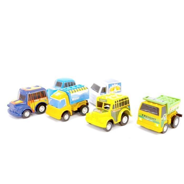 WONDERKIDS 6 Mini Camions Modèle aléatoire Achat / Vente