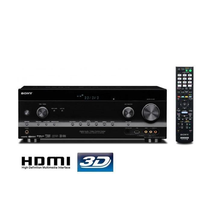 SONY STRDH730 Ampli audio / vidéo 7.1