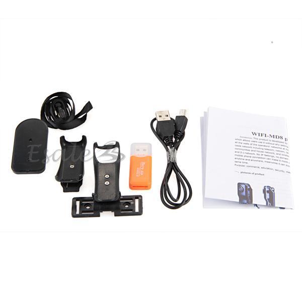 Mini DV Caméra Numérique Wifi Sans FIL IP Caméscopes Surveillance