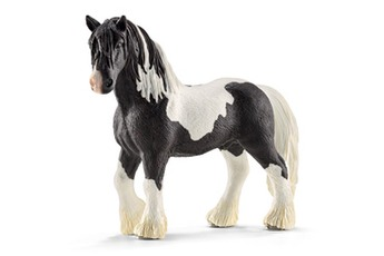 Figurines animaux Figurine cheval : Etalon Tinker Schleich