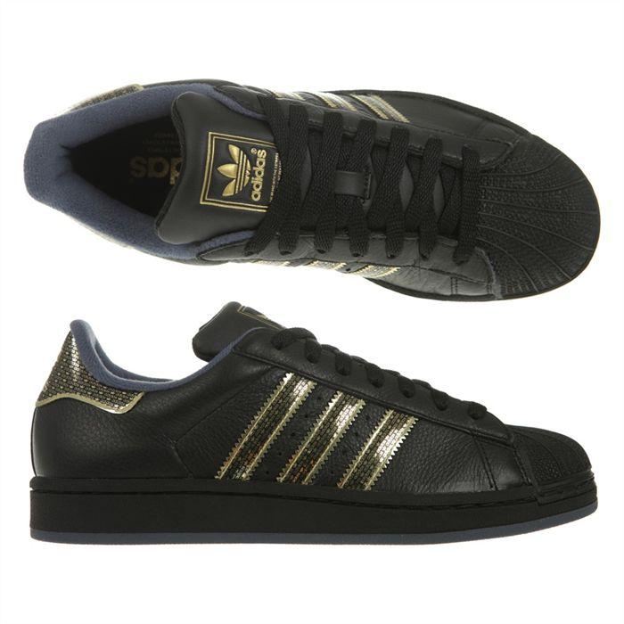 baskets adidas superstar noir