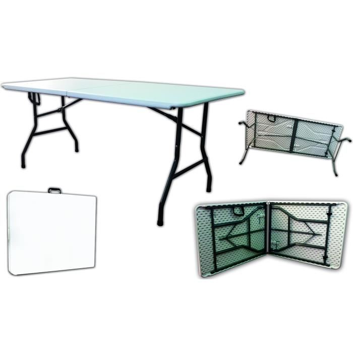 table pliante camping topiwall. Black Bedroom Furniture Sets. Home Design Ideas