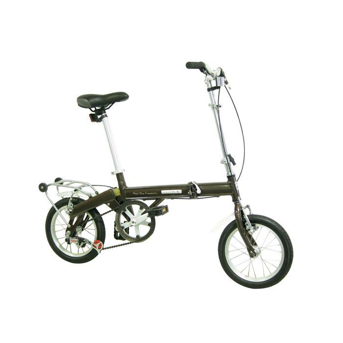 ROUTE 66 Vélo pliant Easy 14″ Mixte Prix pas cher