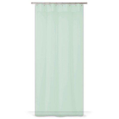Voilage Cleo, vert d'eau n°6, l.140 x H.250 cm |