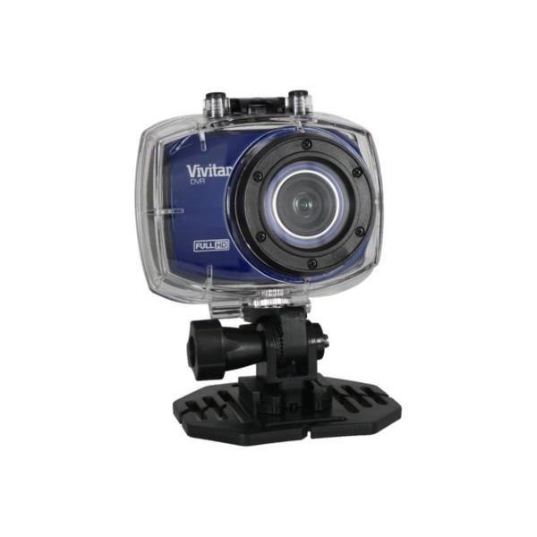 Caméra Sp.Extr. VIVITAR DVR 786 HD bleu Achat / Vente caméra sport