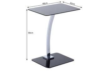 Table basse Table pour ordinateur table basse design verre trempé