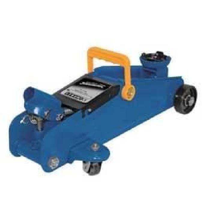 Cric rouleur hydraulique 2 tonnes Silverline Achat / Vente cric Cric