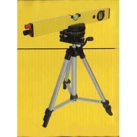 Niveau laser sur pied en mallette PVC RONDY pas cher