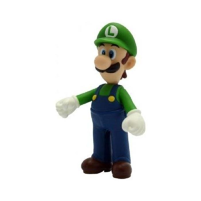 Action figure Super Mario Bros.  » LUIGI  » Achat / Vente figurine