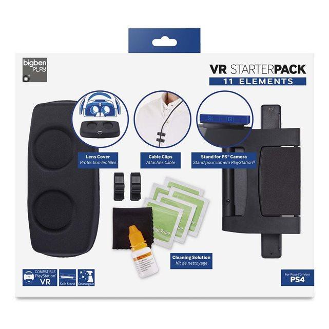 BEN Pack de 11 éléments pour le casque VR pour PS4