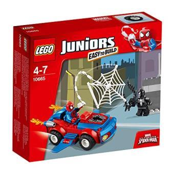 lego juniors 10665 jeu de construction spiderman lego soyez le premier