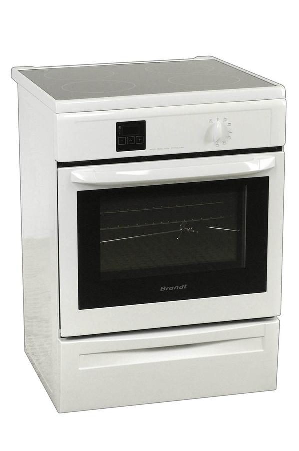 Cuisinière induction Brandt KIP710W (2475286) |