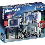 Playmobil City Action Policiers pas cher à prix