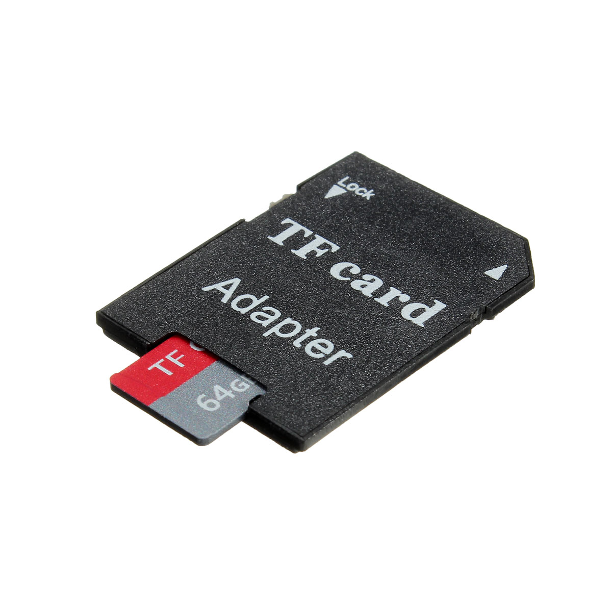 Carte Mémoire 32 64 128 G GO GB CLASS10 UHS 1 Micro SD TF Card SD