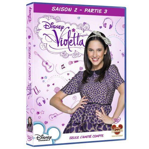 Dvd Violetta Saison 2 Partie 3 pas cher Achat / Vente Bonnes