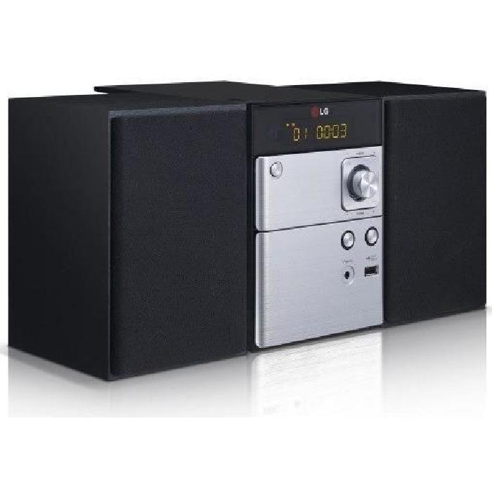 LG CM1530 Micro chaîne hi fi CD chaine hi fi, prix pas cher