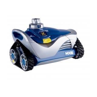 Robot Piscine Hydraulique Zodiac MX6. Robot Hydraulique Compact