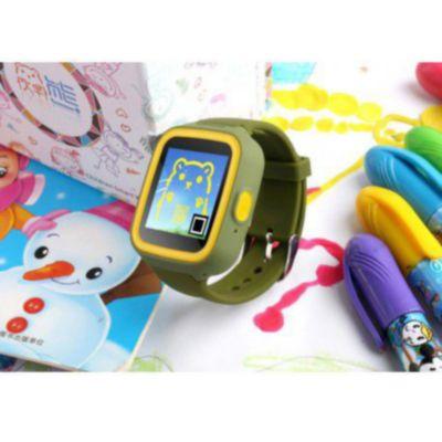 Traceur GPS Auto Hightech Montre téléphone traceur gps enfants p