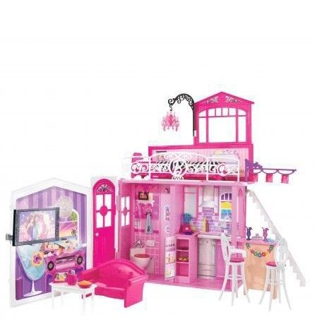Maison barbie topiwall for Achat mobilier