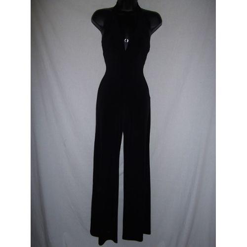 Avis sur » Combinaison Sexy Etam Combi Pantalon Salopette Noir