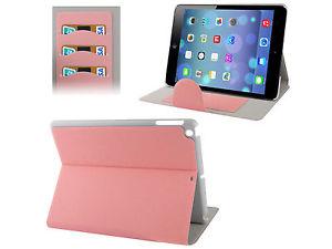 Housse etui iPad Air Classic A rose super coque design original