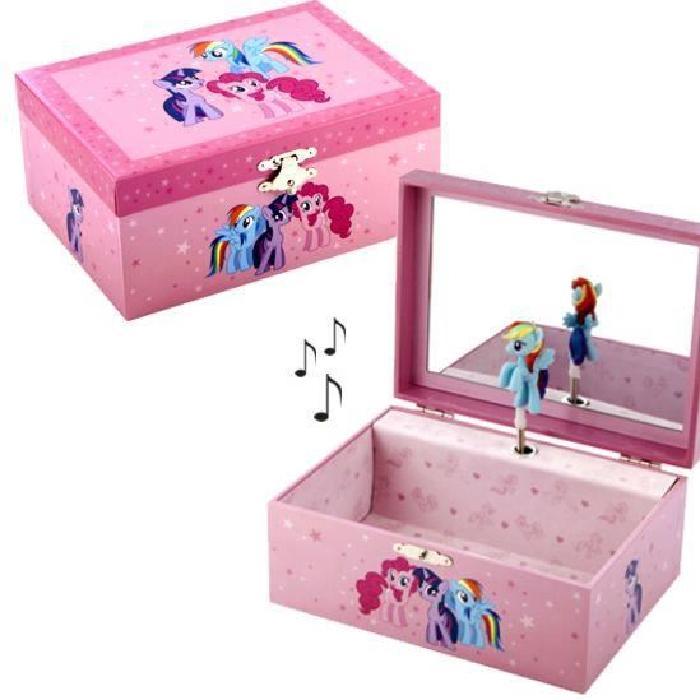 Boite à bijoux musicale My little pony Achat / Vente boite a bijoux