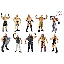 figurines catch wwe