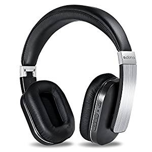 AUDIOMAX Casque Bluetooth 4.0 stéréo sans fil Codec audio APT X Anti