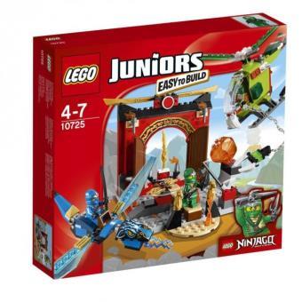 LEGO® Juniors 10725 Le temple perdu de Ninjago? Lego Achat