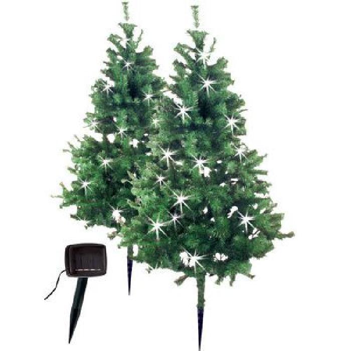 Sapin Noel Led Solaire X2 Achat / Vente sapin arbre de noël