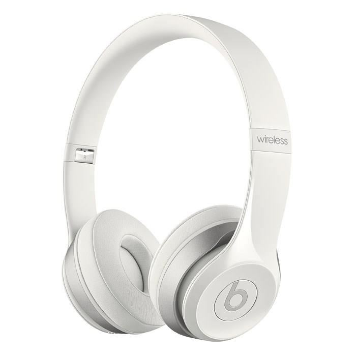 BEATS Solo 2 Wireless Casque audio bluetooth blanc casque