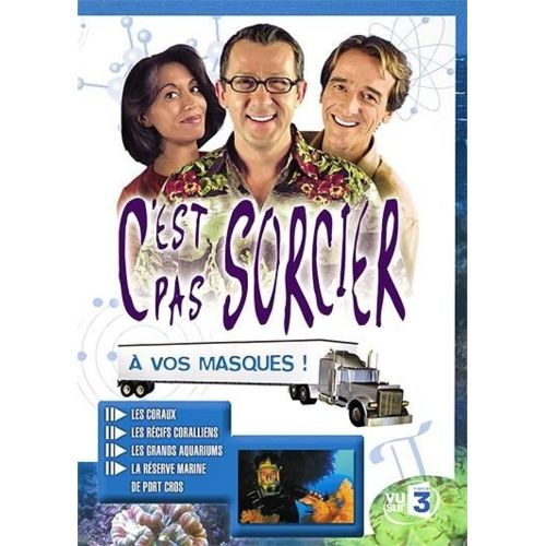 France Television C'EST Pas Sorcier : À Vos Masques ! Dvd