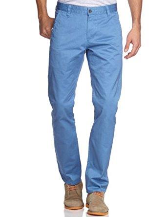 Dockers pantalon chino homme bleu (riviera) w33/l34