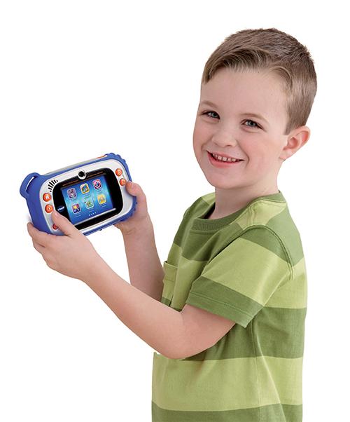 Vtech 145005 Jeu Électronique Kidizoom Touch Connect Bleu