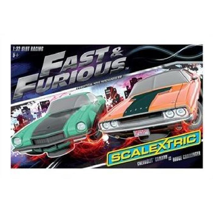 Circuit Fast & Furious Scalextric Achat / Vente circuit Circuit